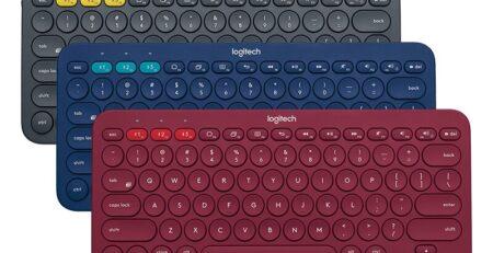 Logitech K380 Klavye